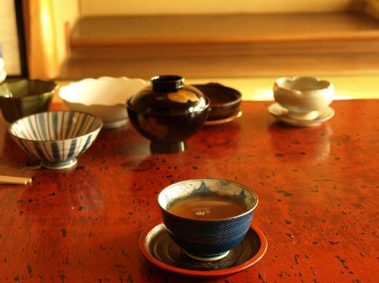 Traditional Kyoto Inn Serving Kyoto Cuisine IZUYASU: My breakfast