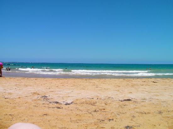 Luquillo Puerto Rico Playa Azul Beach