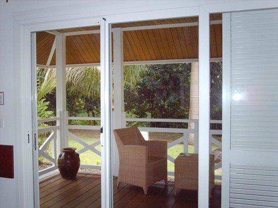 Sarramea New Caledonia  city photo : Sarramea, New Caledonia: Terrasse