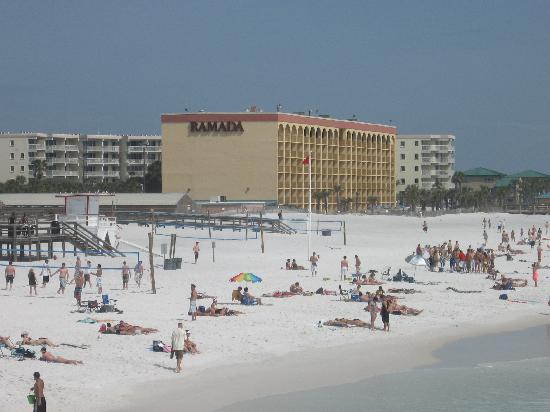 Ramada Plaza At Fort Walton Beach Florida