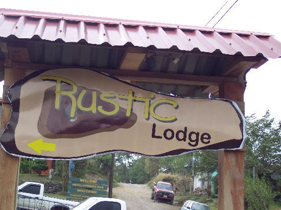 Monteverde Rustic Lodge: Rustic Lodge Monteverde