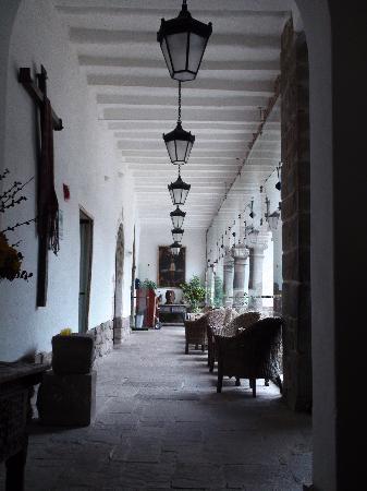 Casa Andina Premium Cusco: Hallway