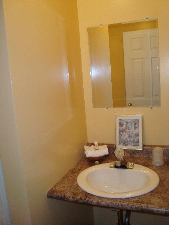 Silver Maple Motel: Room 16 Bathroom