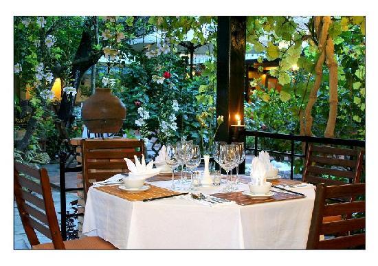 Secret Garden: Dining