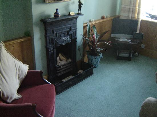 The Bay Horse Bed and Breakfast: The Lounge