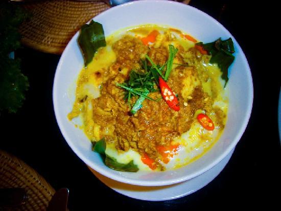 The Kool Hotel: Best Amok Fish of Kool Hotel Siem Reap