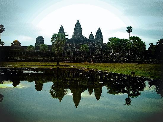 โรงแรมเดอะ คูล: My Angkor Wat experience