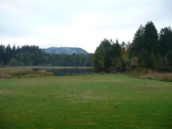 Swan Haven Cottages: Swan Haeven at the Sooke River