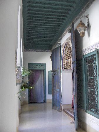 Dar Malak: habitaciones