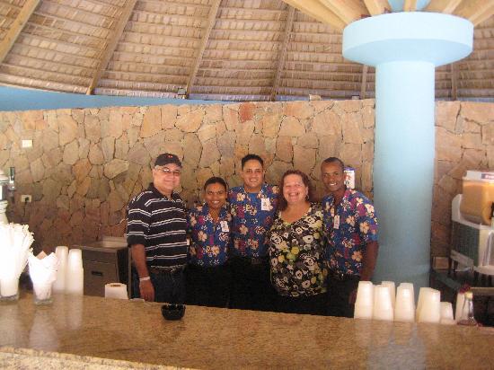 Majestic Colonial Punta Cana: Los cuatro ases