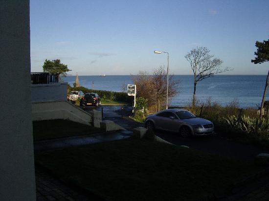 Auld Pickie Bed & Breakfast: Panorama dal B&B direttamente sul mare !!