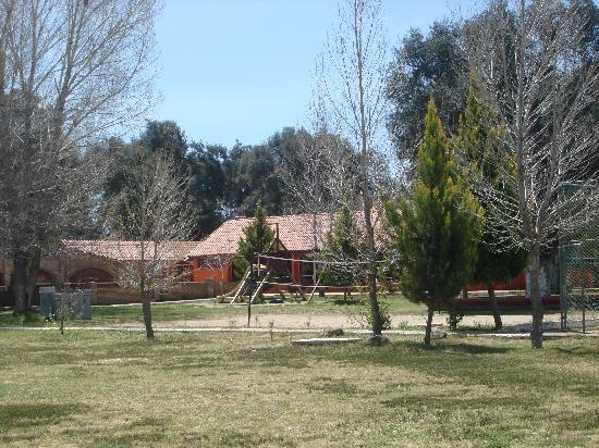 Hacienda Santa Veronica : vista de lejos