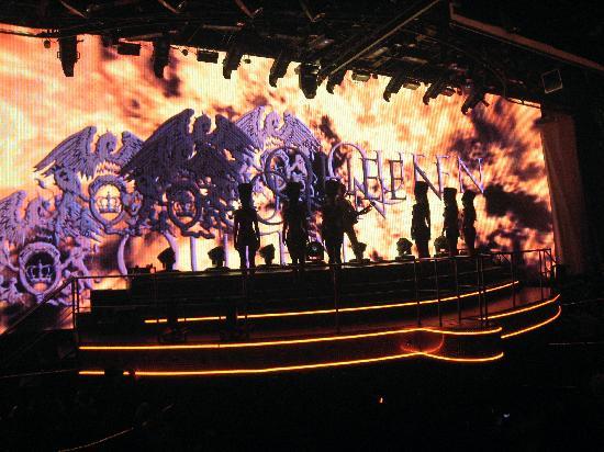 Cancun, Mexico: Queen