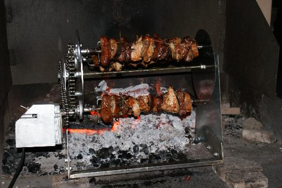 Villa il Colto: cooking all kinds of meat