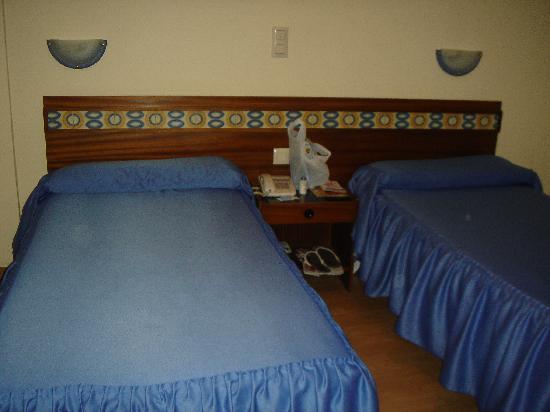 Hostal Felipe V : Habitacion doble