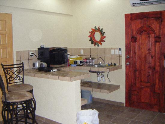 La Vida Dulce Casitas: Kitchenette