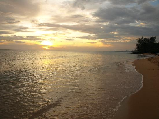 Chen Sea Resort & Spa Phu Quoc: Atardecer