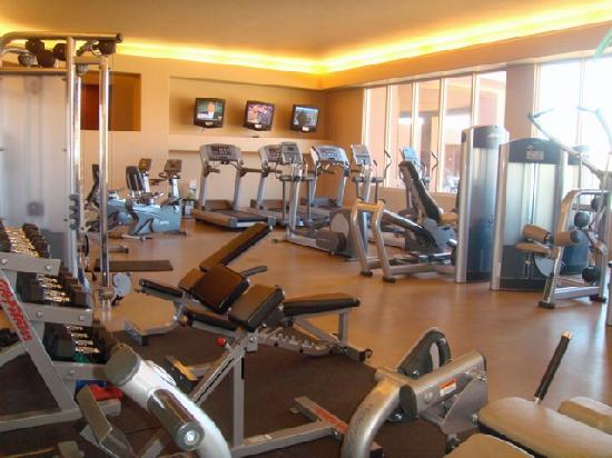 The Inn at Entrada: Exercise room