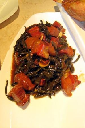 BeiJing Mian Ku ShanXi Shi Yi (Wang Jing): Fatty pork dish