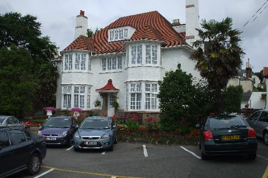 Norfolk Lodge Hotel: The annexe building