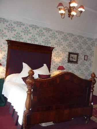 The Dower House: Sleeping quarters
