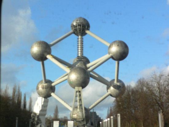 بروكسل, بلجيكا: Atomium