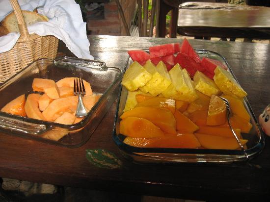Posada Andrea Cristina: Delicious Breakfasts