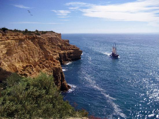 Carvoeiro, البرتغال: Carvoeiro coastline.