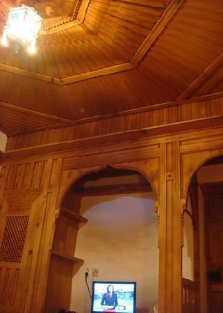 Bosnian National Monument Muslibegovic House Hotel: My Room