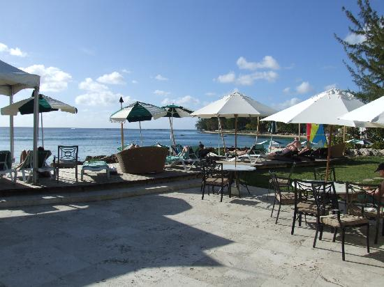 Mango Bay All Inclusive: Beach view