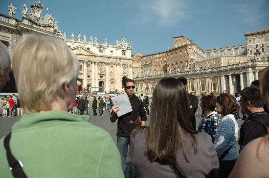 Love4adventure Tours: Jay's Vatican Tour I