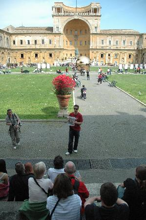 Love4adventure Tours: Jay's Vatican Tour II