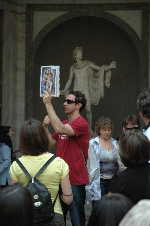 Love4adventure Tours: Jay's Vatican Tour III