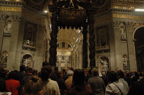 Love4adventure Tours: Easter Vigil @ St. Peter's Basillica I