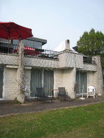 Amrath Hotel Born-Sittard Thermen: room with private terrace