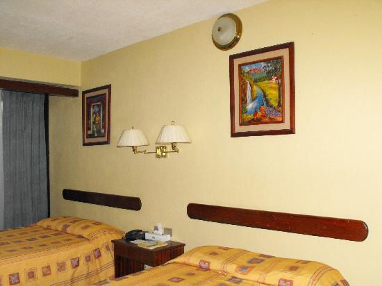 Casa Inn Palenque: habitación estandard