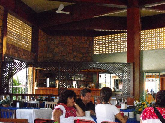 Casa Inn Palenque: restaurant