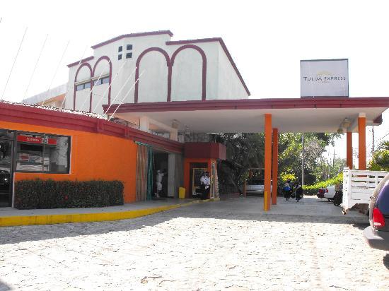 Casa Inn Palenque: entrada