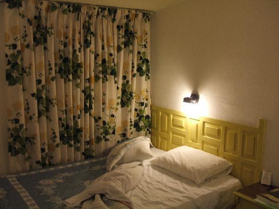 Hotel Posada de la Mision: Main bedroom
