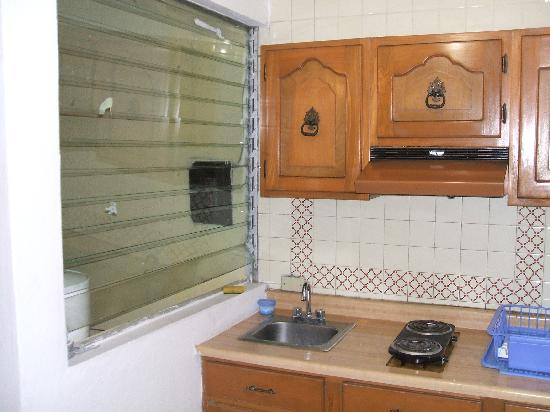 Hotel Posada de la Mision: Dining room