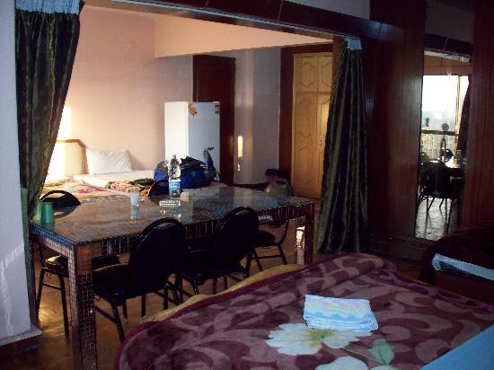 Isis Hotel: room