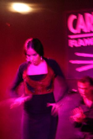 Cardamomo Tablao Flamenco: Belen Lopez