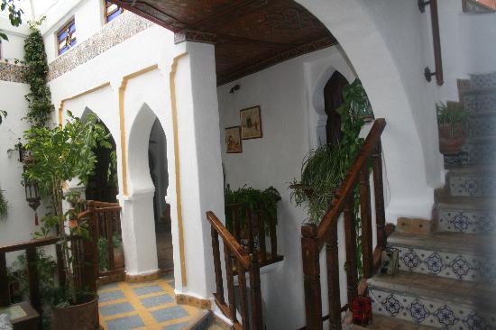 Dar Meziana: interiores