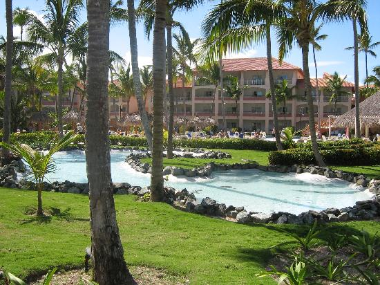 entr e hotel picture of majestic colonial punta cana. Black Bedroom Furniture Sets. Home Design Ideas