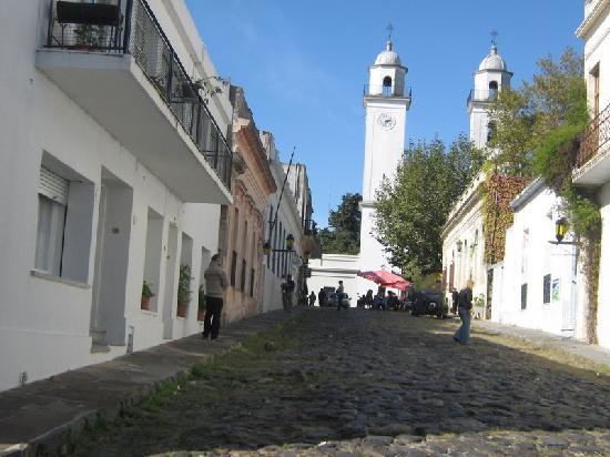 Ουρουγουάη: colonia uruguay