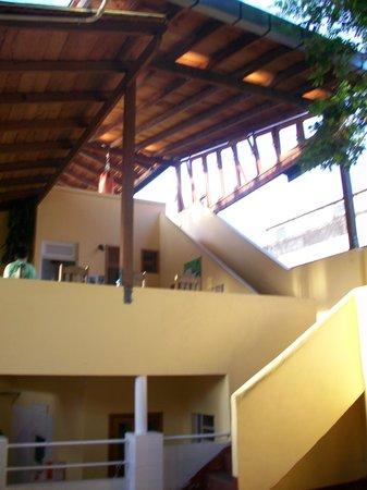 Hostel Manaus: ahi se desayuna