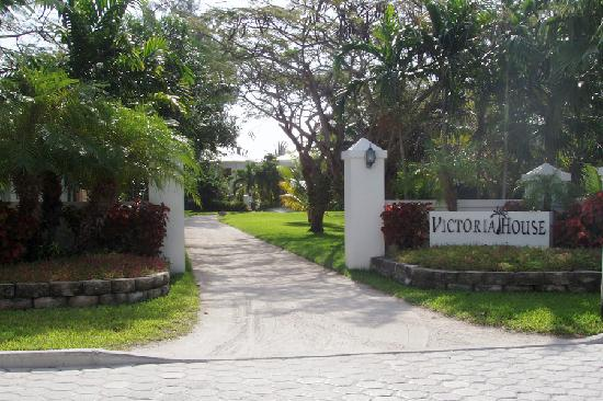 Victoria House Resort & Spa: Entrance to Victoria House
