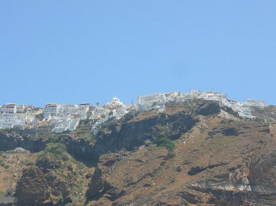 Santorini, Greece: Thira