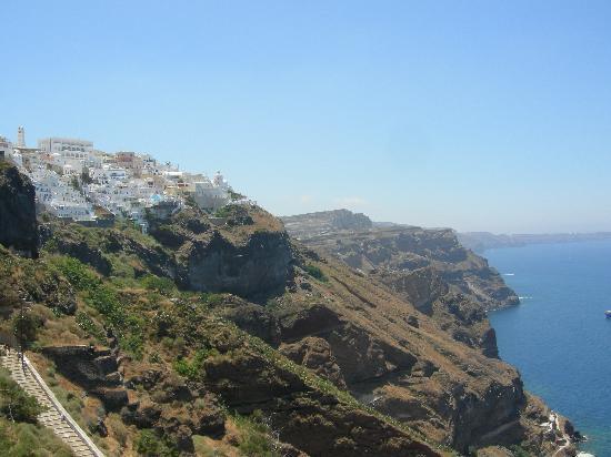 سانتوريني, اليونان: Thira