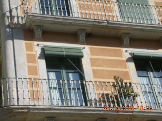 Bells Oficis: il balcone angolare